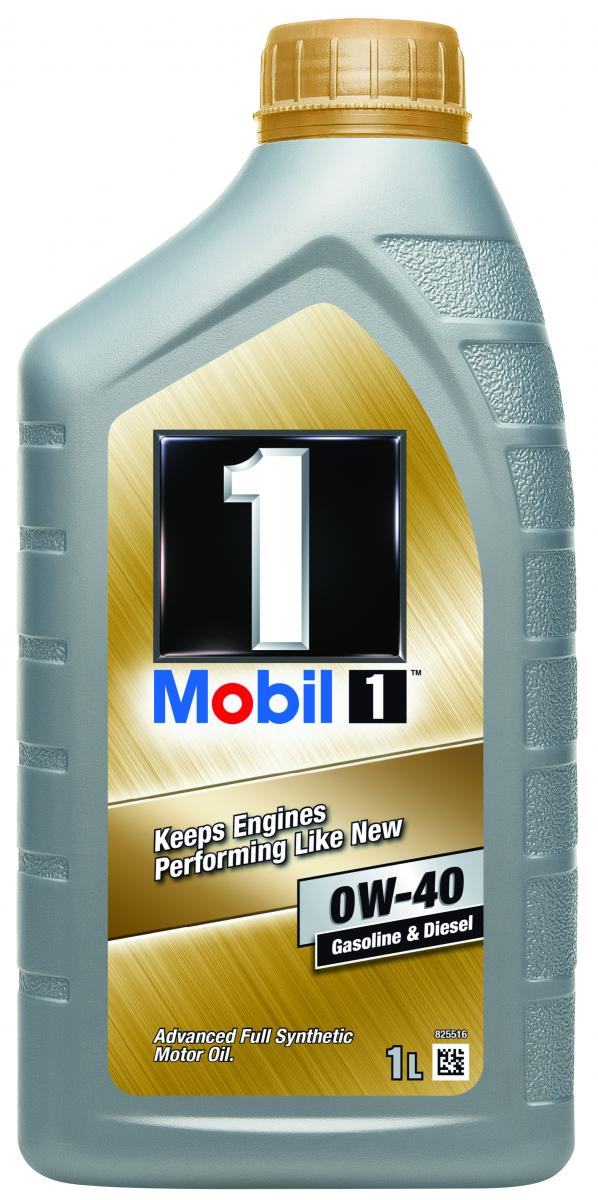 Mobil 1 New Life 0W-40